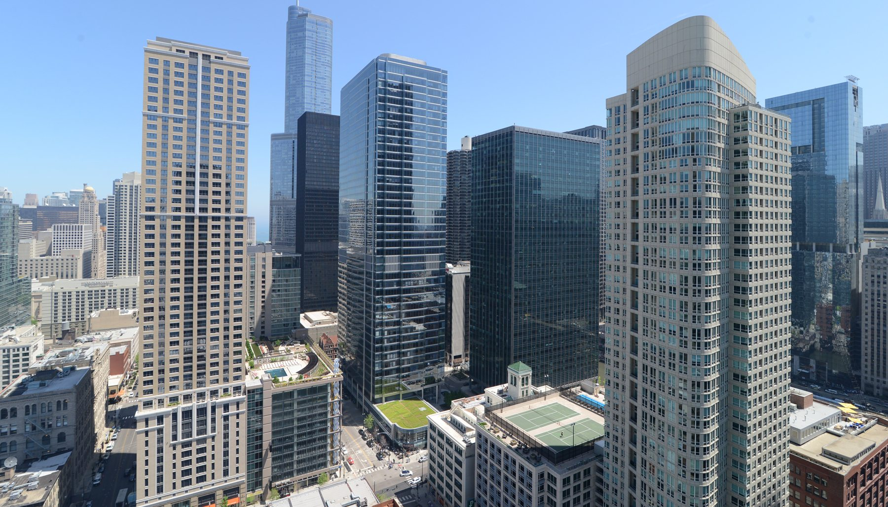 Living In River North Chicago Next