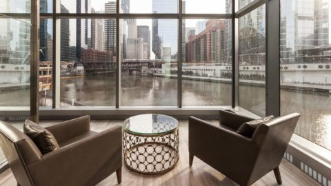 Wolf Point West River North Apartments Luxury Living Chicago