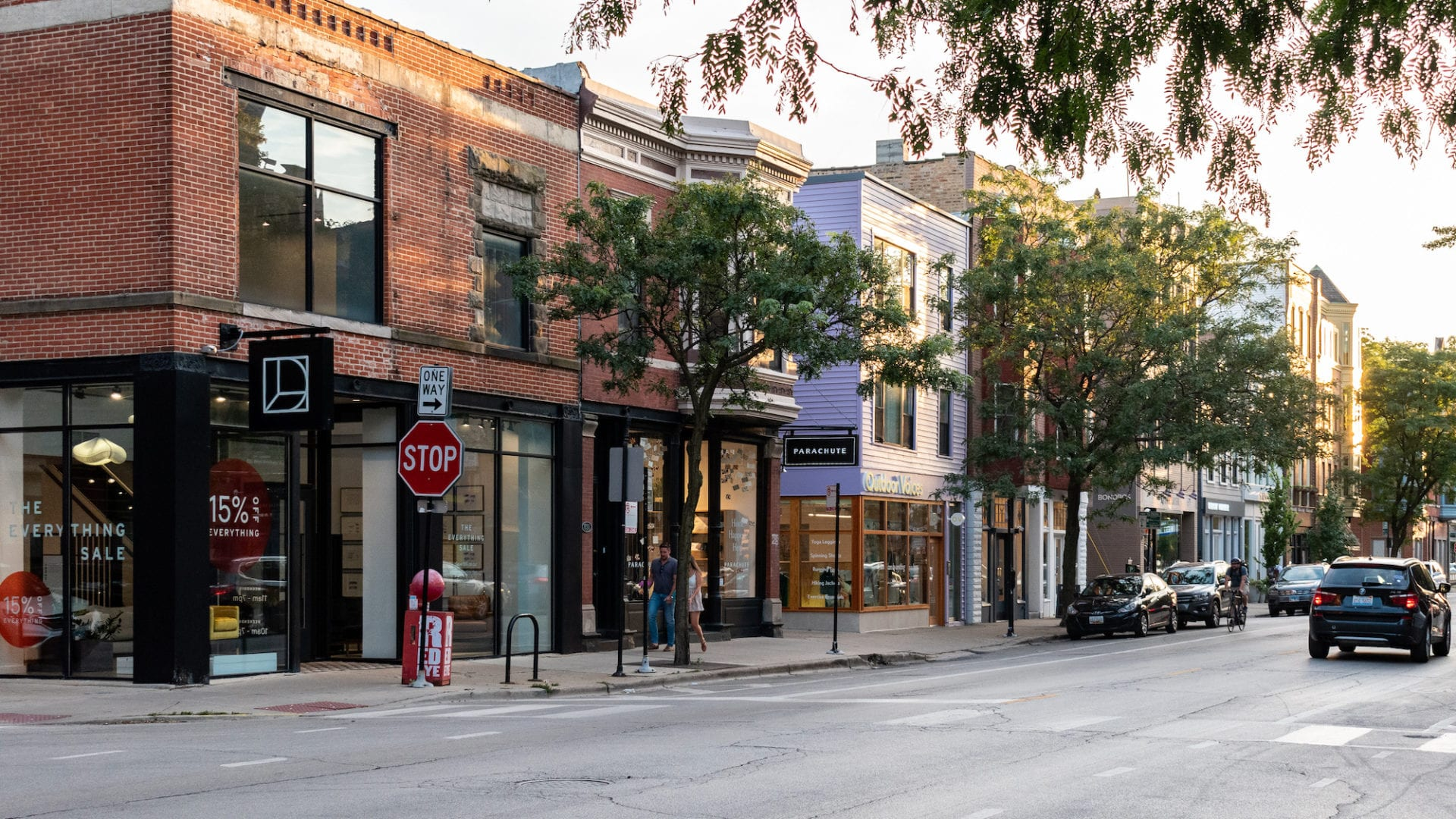 Lincoln Park Neighborhood Shops